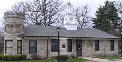Oak Ridge Cemetery Offices